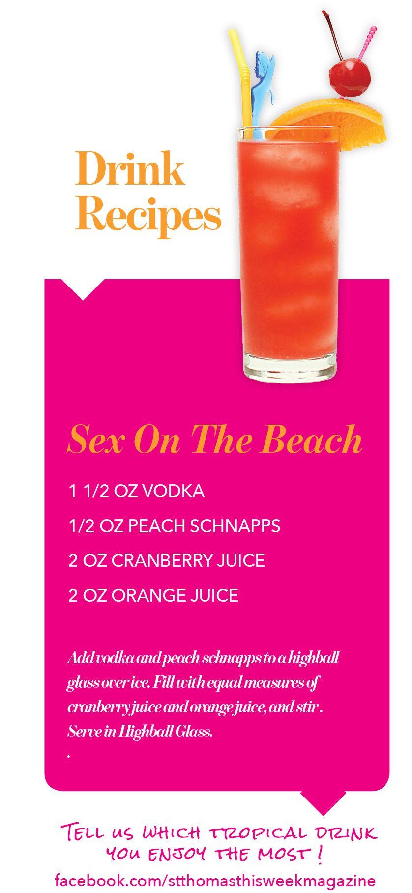 Visit www.virginislandsthisweek.com for more | Taste of the Tropics ...