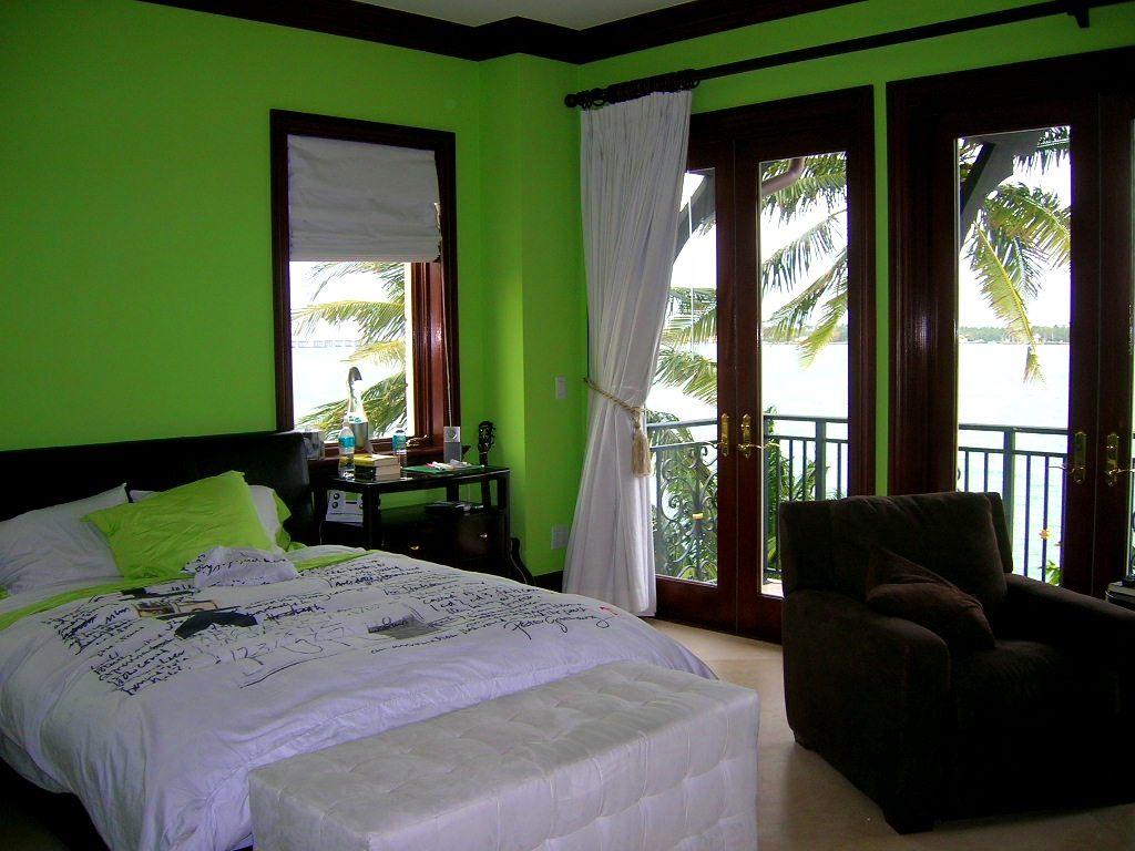 Grün Und Braun Schlafzimmer Ideen Ein Schreibtisch, Leben, Große In Einem  Kleinen Schlafzimmer Von
