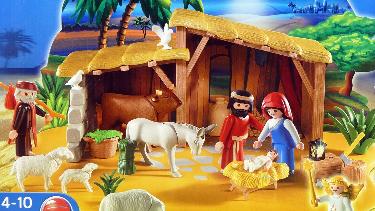 Playmobil schlafzimmer ~ Playmobil christmas story playmobil weihnachten playmobil