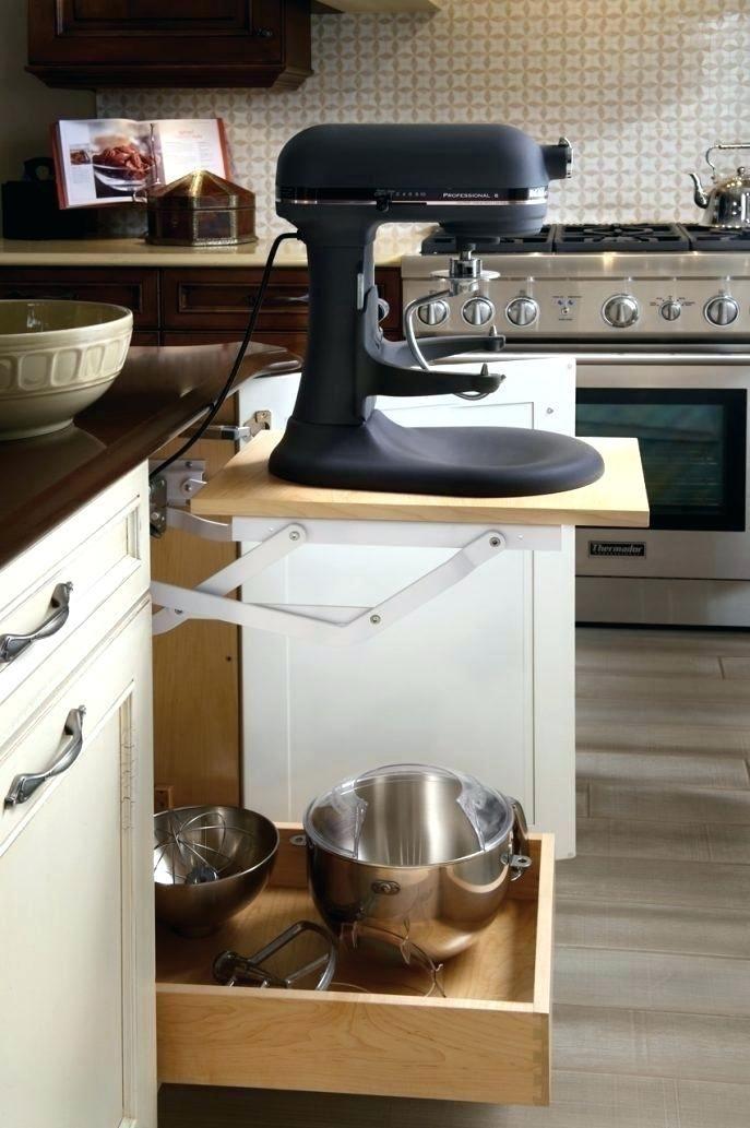 small kitchen appliance storage ideas small kitchen appliance storage kitchen appliance on kitchen appliances id=34156