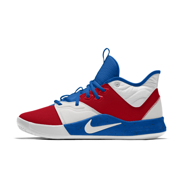 PG 3 By You Men's Basketball Shoe
