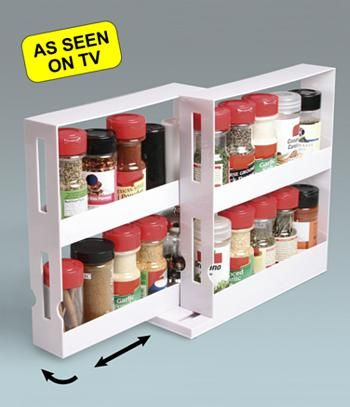 As Seen On Tv Spice Rack Unique As Seen On Tv Spice Rack Swivel Store Cabinet As Seen On TV As