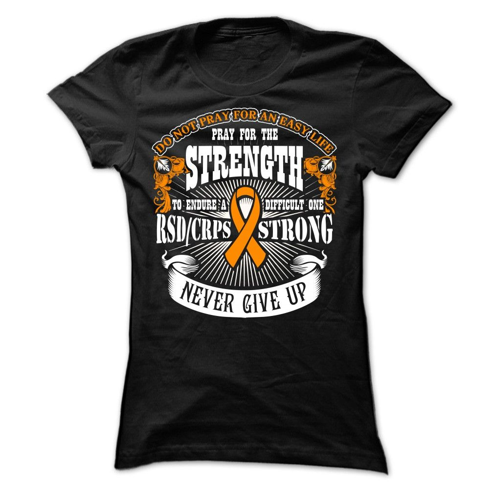 Strong RSD/CRPS T Shirt, Hoodie, Sweatshirt T shirt
