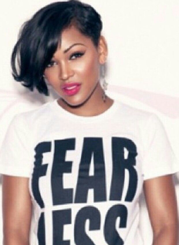 Megan Good Cool Short Hairstyles Meagan Good Short Hair Short Hair Styles