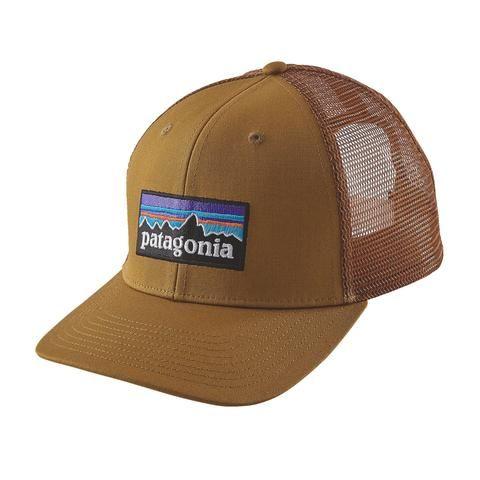 9c05df6c4388db Patagonia P-6 Logo Trucker Hat in 2019 | Patagonia | Hats, Patagonia ...