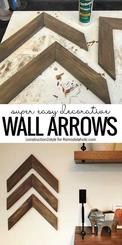 Photo of Einrichtungsideen – DIY rustikale Galeriewand / Akzentwand – Holz DIY Ideen | Trends