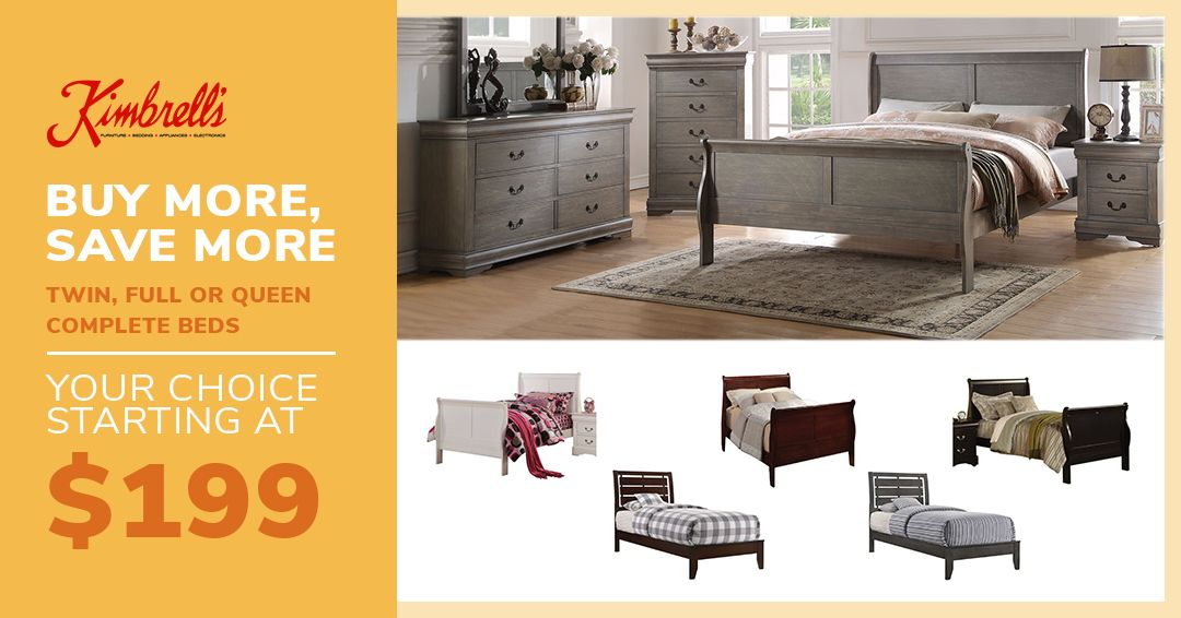 Buy More Save More This September At Kimbrell S Furniture Are You