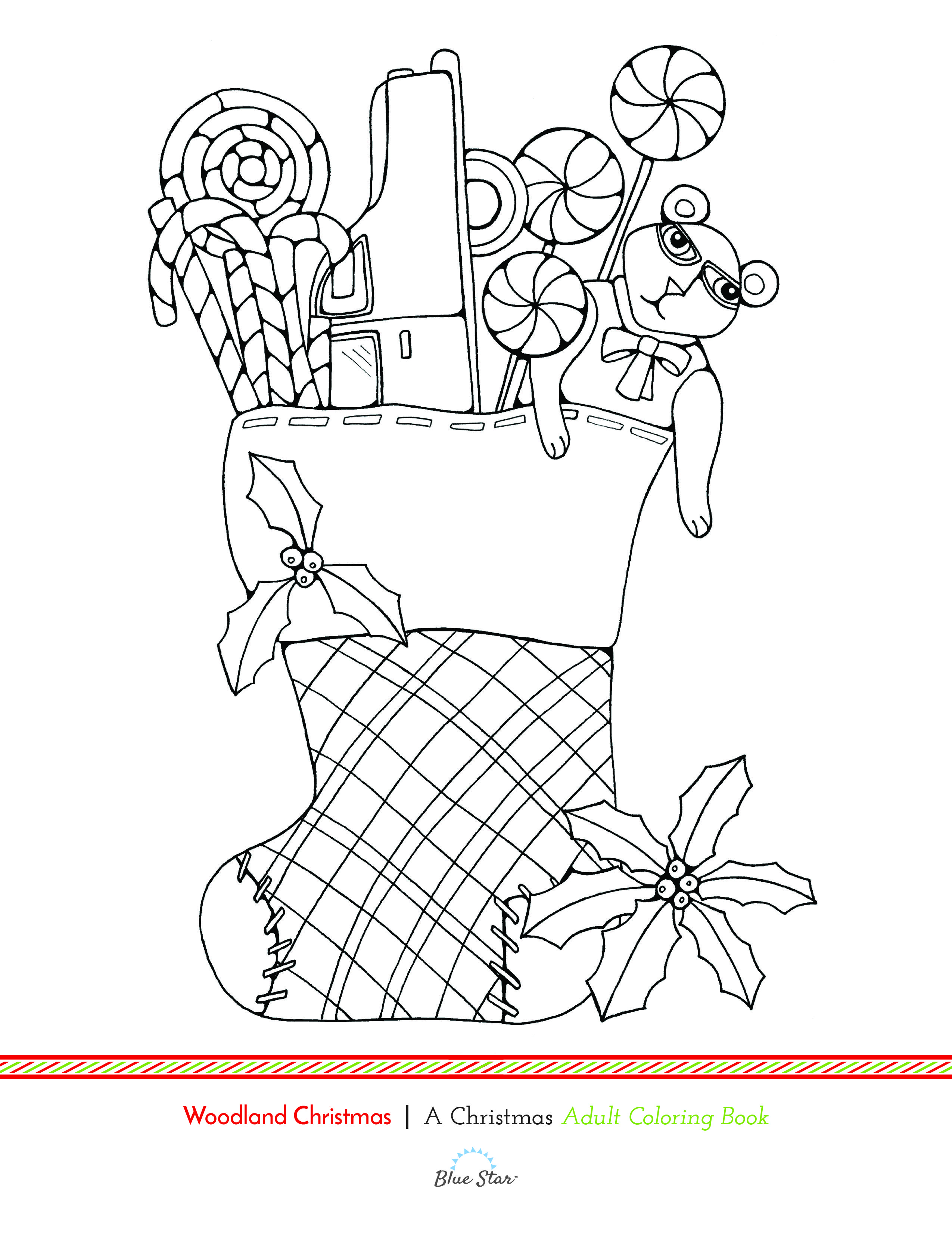 Printable Coloring Page for Grown ups, Kids, Pattern, High
