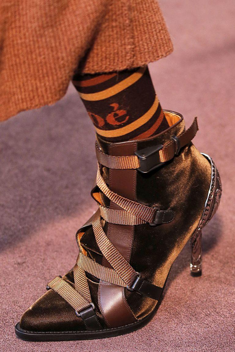 8baebe6dcfa Paris Fashion Week Offers a Sneak Peek of Fall 2018 s It-Shoes ...