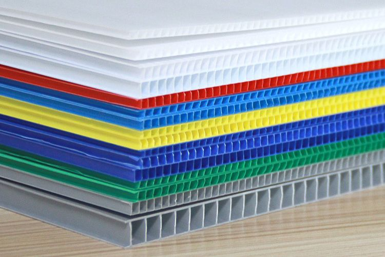 Rigid Polypropylene Sheet Wholesale Flute Boards Sheets Plastic Core Sheet Polypropylene Corrugat Plastic Flooring Corrugated Plastic Corrugated Plastic Sheets