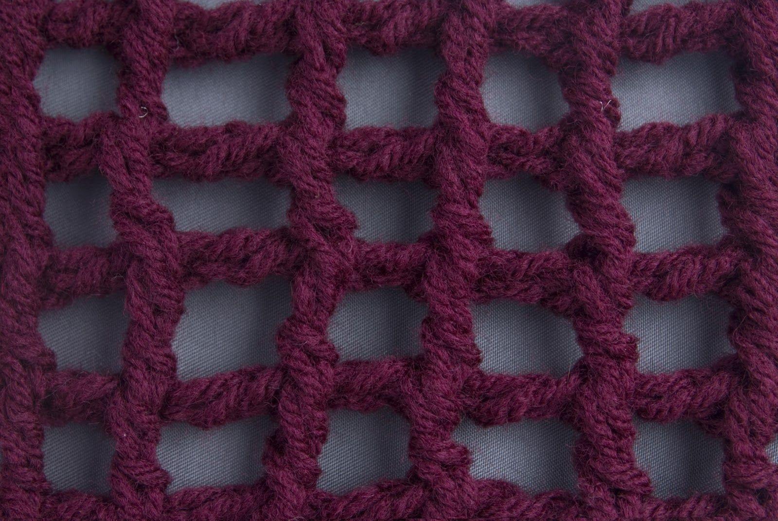 My Tunisian Crochet: Tunisian Crochet Stitch Instructions Index ...