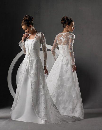 Lace Cape Plus Size Wedding Gowns Dress Sizes Sleeve Dresses