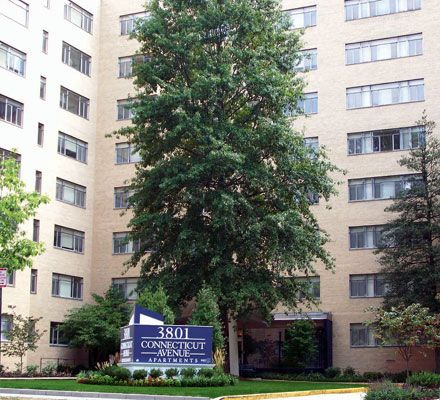 3801 Connecticut Avenue In Washington