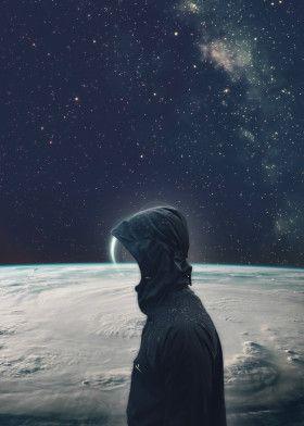 Astromancer | Displate thumbnail