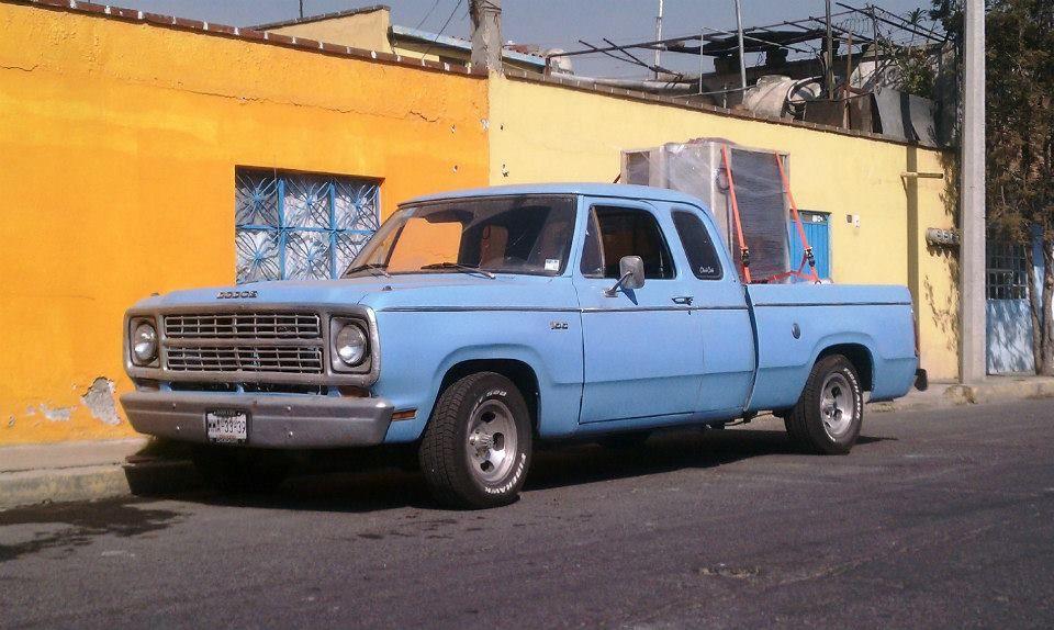 1978 Dodge D100 Club Cab V8 | Dodge Trucks | Pinterest | Dodge ...