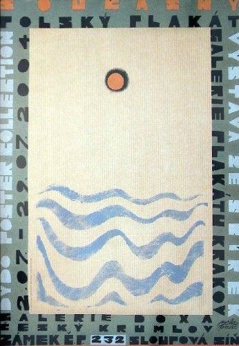 Monika Starowicz, Galerie DOXA Polsky plakat exhibition, 2004