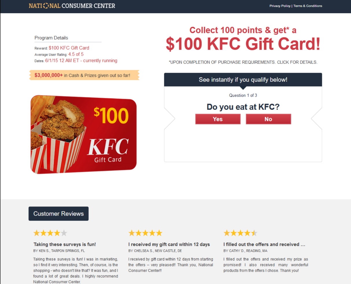 Do you Eat at KFC? Kfc, Gift card, This or that questions