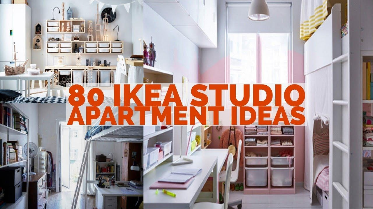 80 Ikea Studio Apartment Ideas