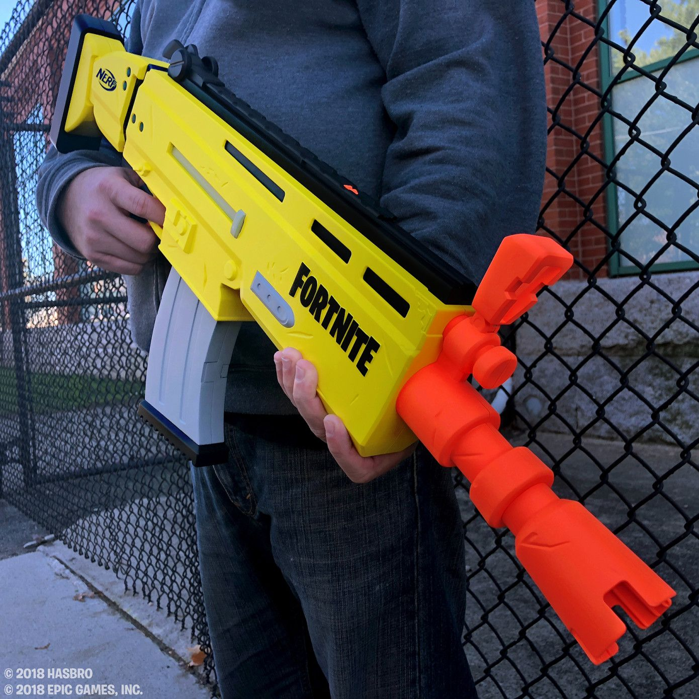 c317e98972 This is the Fortnite Nerf gun - Brought to you by Smart-e