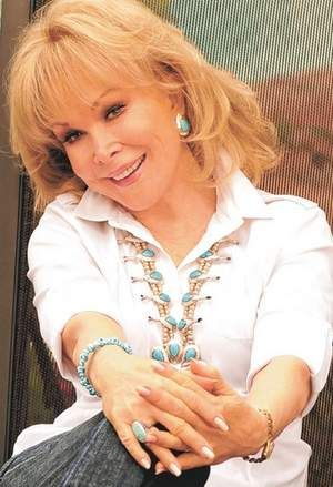 Barbara Eden is still so very pretty!