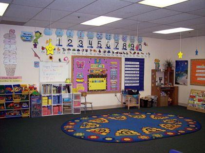 Preschool Classroom Designs Kindergarten Classroom Decor