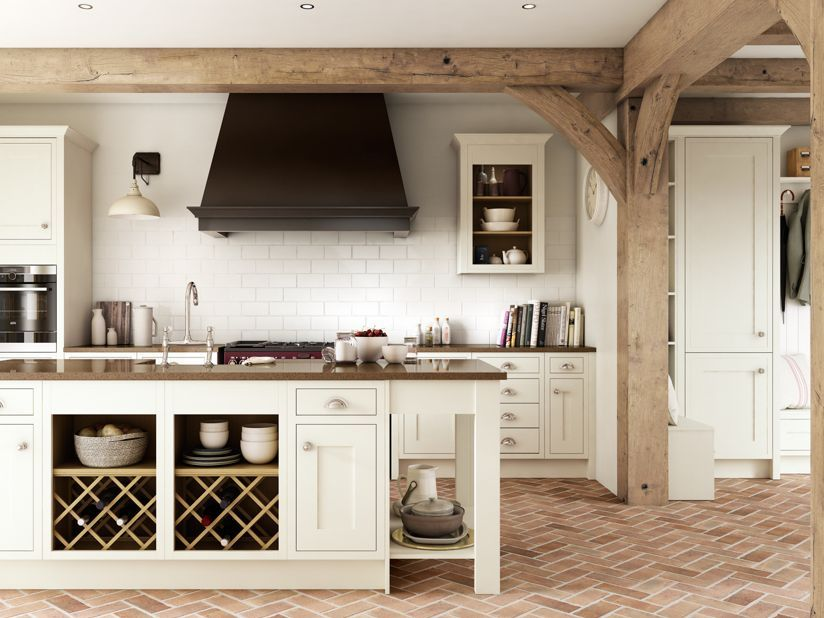 Heritage Bone Wickes Co Uk Country Kitchen Decor Country Kitchen Country Kitchen Inspiration