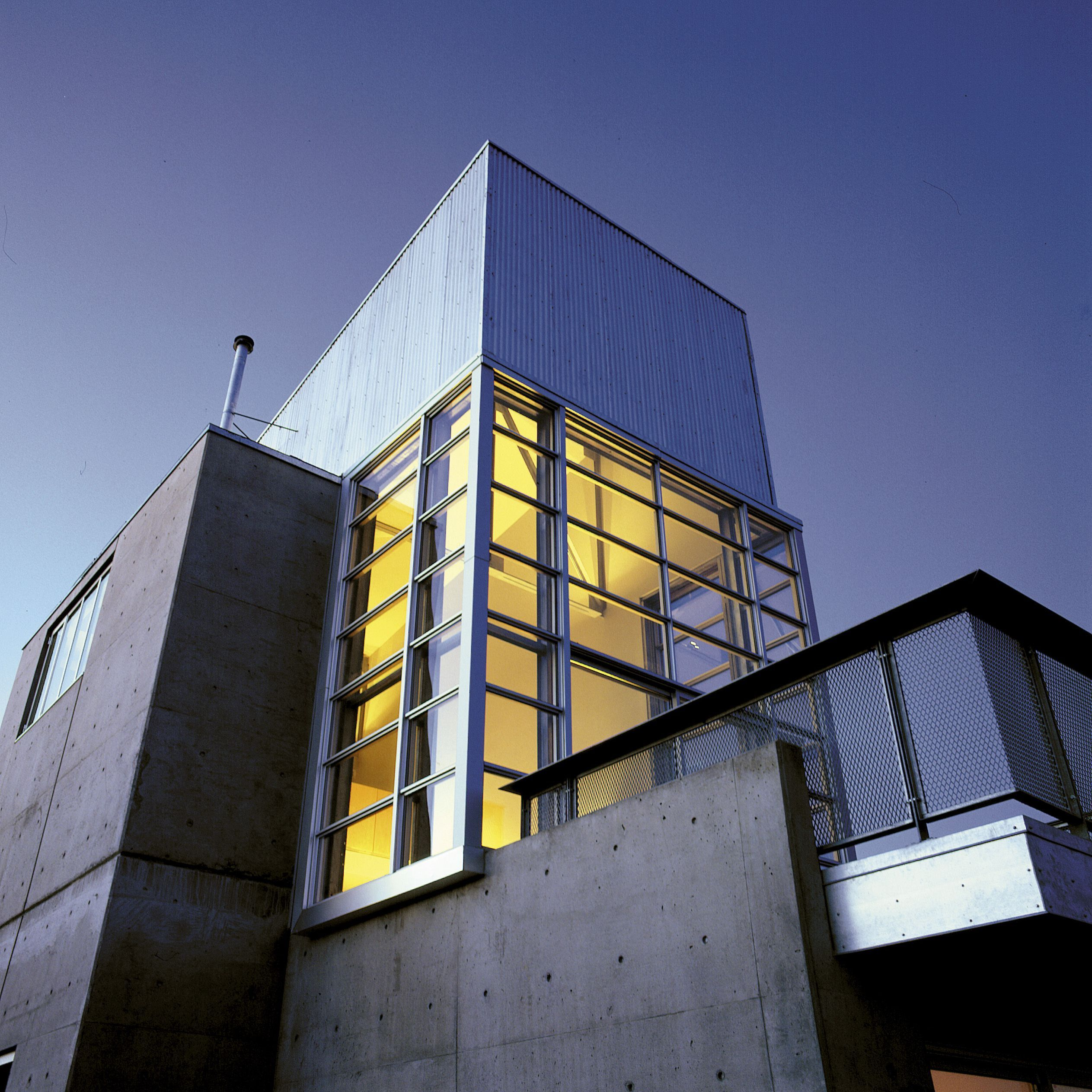 Howard House Architect Magazine Mackay Lyons