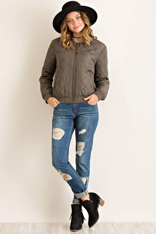 She's Chic Jacket
