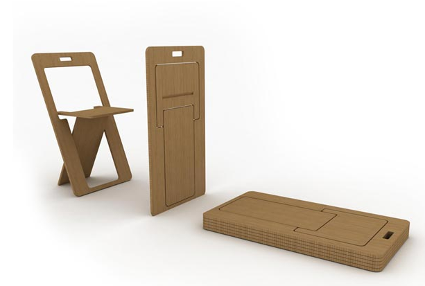 Remarkable Folding Chair Concept Cardboard Furniture Folding Ncnpc Chair Design For Home Ncnpcorg