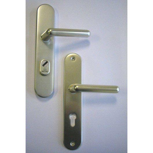 Lotdepoigneesdeporteblindeesecrubricardentraxemm - Porte placard coulissante jumelé avec clé porte blindée