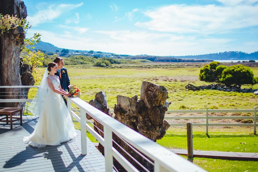 Carmel Wedding By The Sea Photographer Mission Ranch
