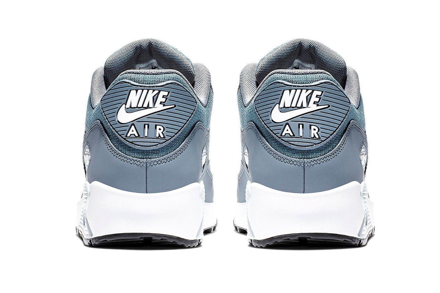 """reputable site 08a08 7bed1 Nike's Air Max 90 Sees """"Armory Blue"""" for the New Year 