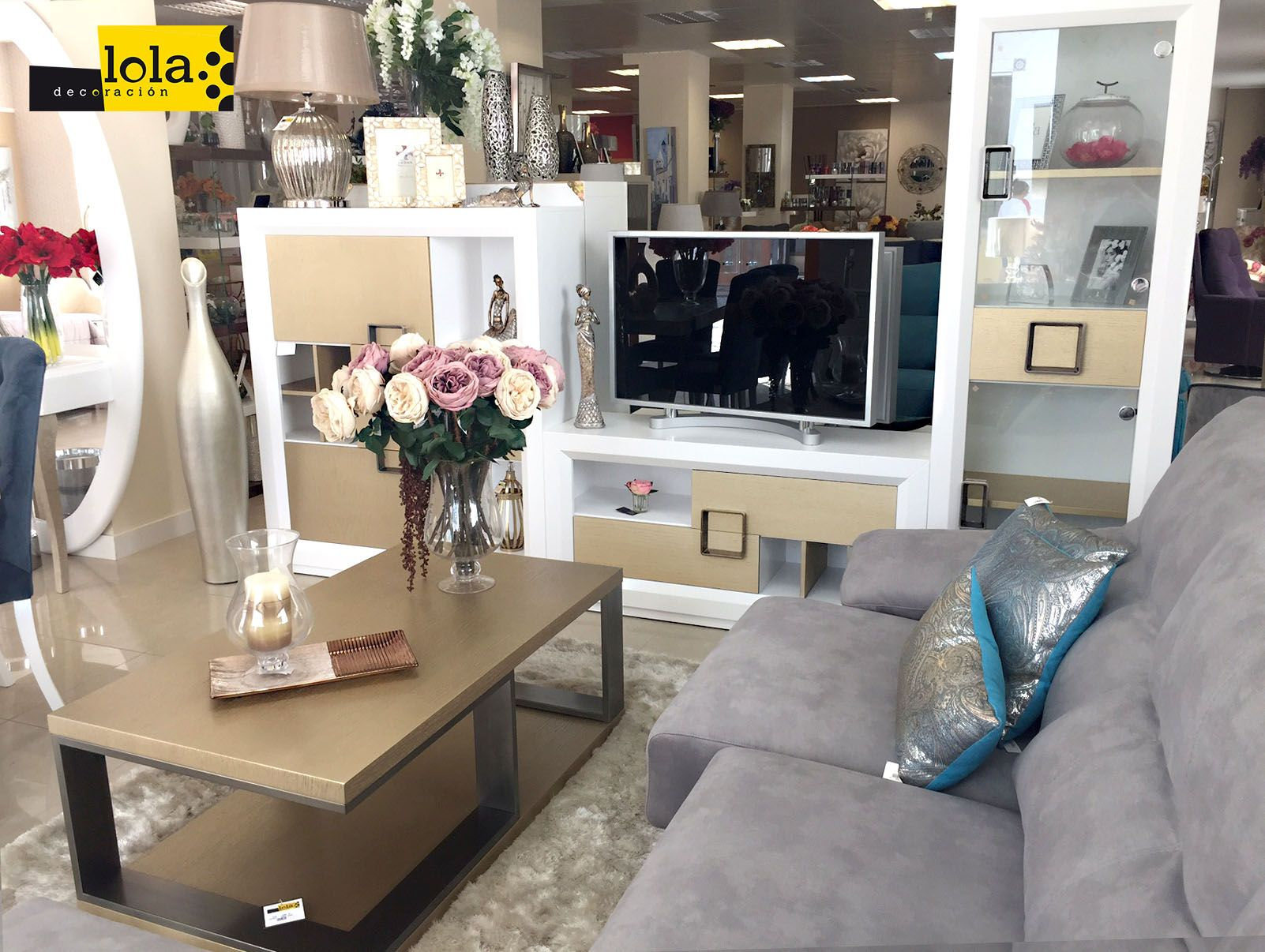 muebles de salón enzo tvwallunit livingrooms furniture oak