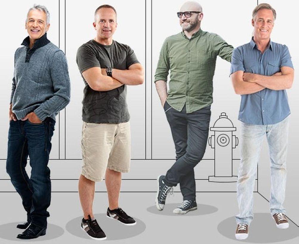 35 Outfit Ideas For Men Over 40 Men Fashion Pinterest Mens