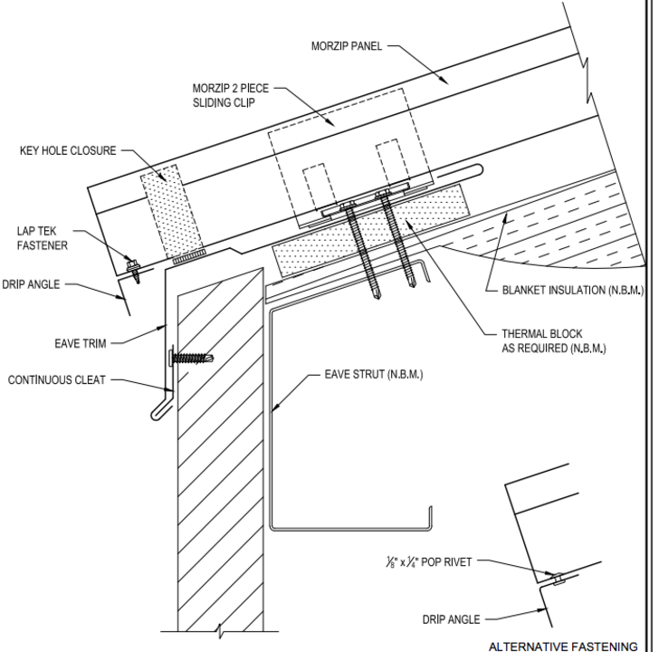 Metal Wall Roof Systems