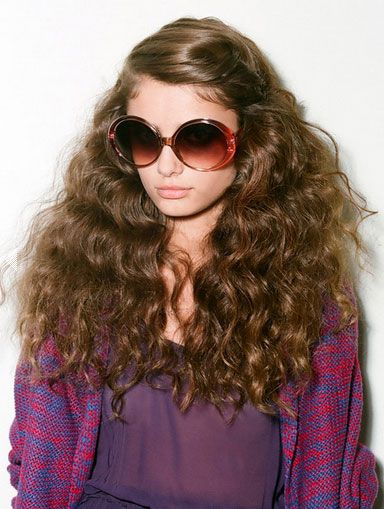 5 Deep Side Part Hairstyles for Fall | ♥ Hair Styles and Hair ...
