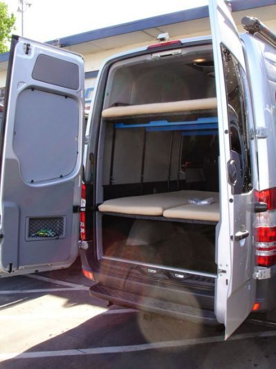 186 best mercedes sprinter camper camper vans. Black Bedroom Furniture Sets. Home Design Ideas