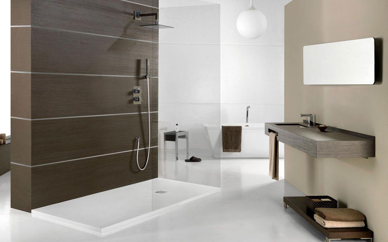 stone shower tray by acquabella - Aquabella Salle De Bain