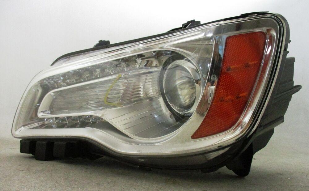 Front Bumper Side Marker Parking Light Left Hand LH Driver for 06-11 Chevy HHR