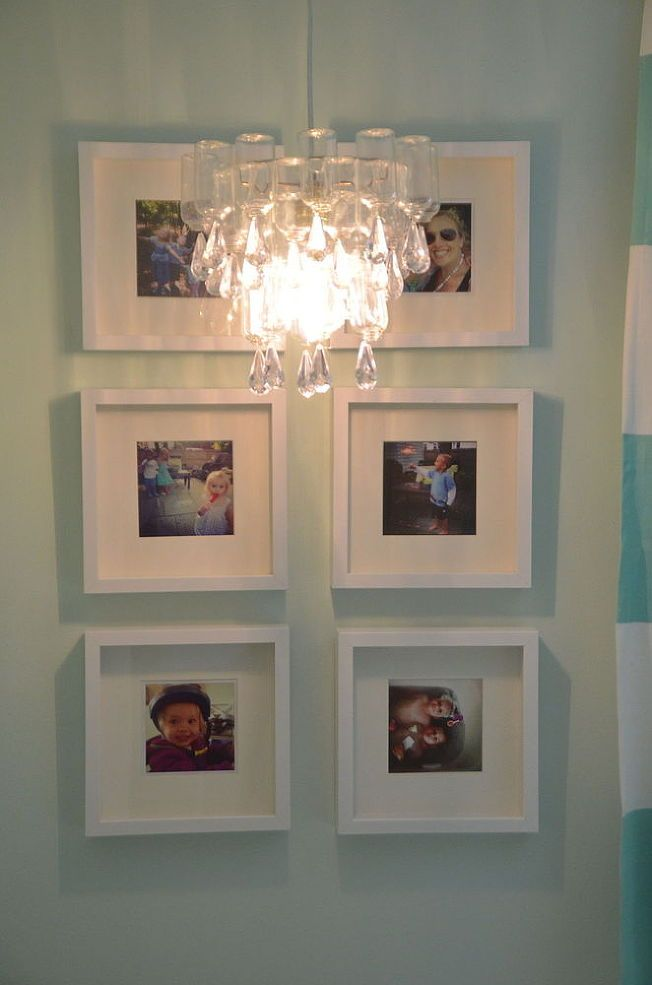 Picture Frame Crafts Dollar Stores Table Numbers