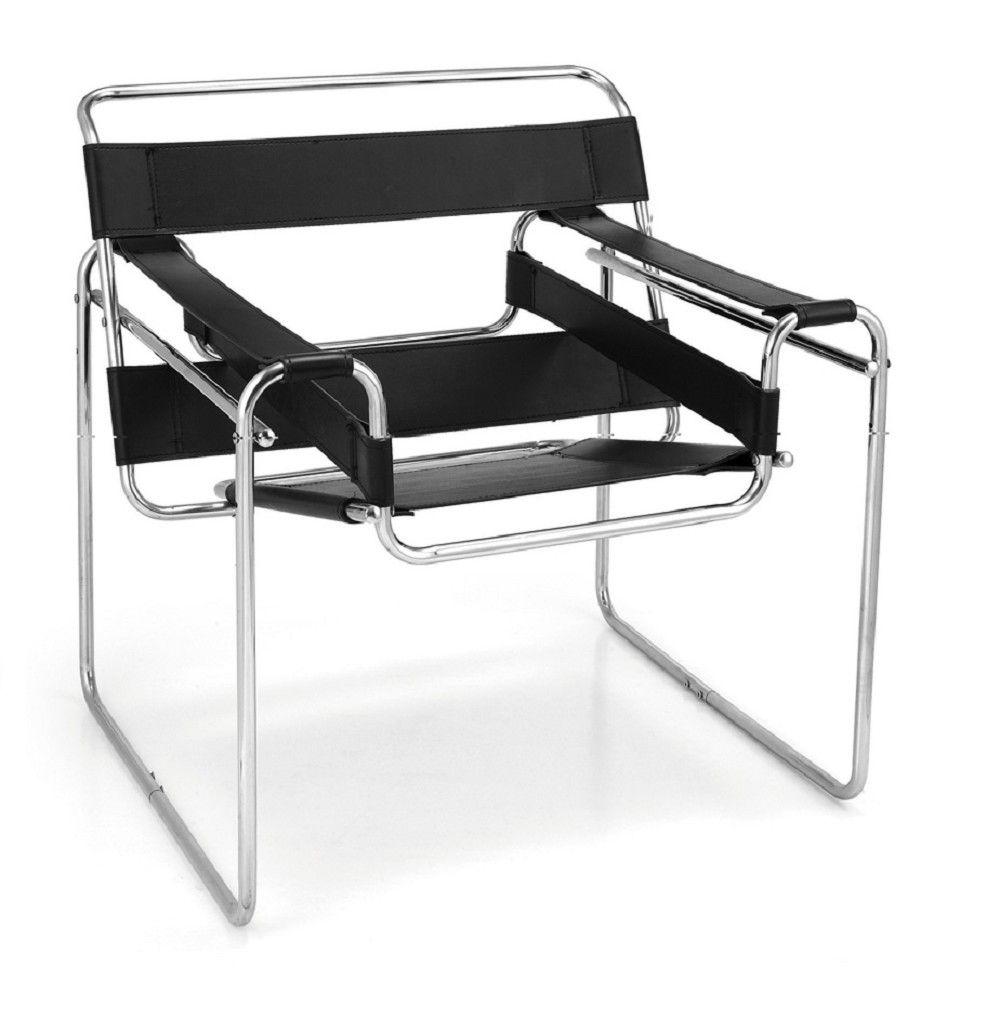 Bauhaus chair breuer - Mobili Rio Moderno M Vel Cadeira Wassily Designer S Marcel Breuer Ano 1925 Wassily Chairbauhaus