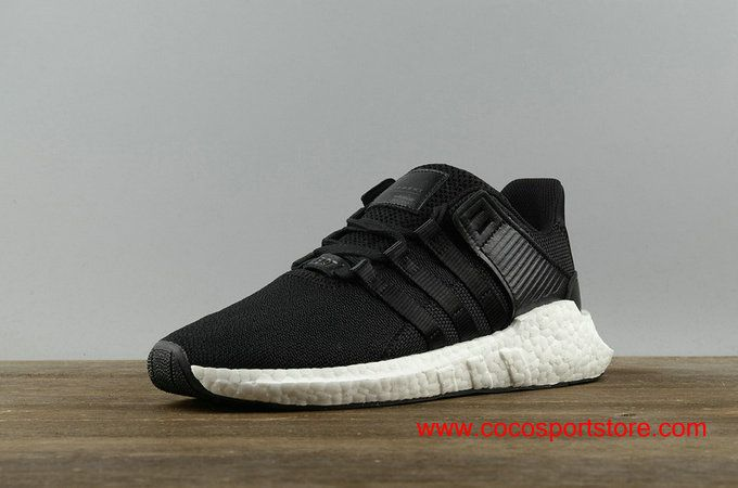 355d82029785 ... best price adidas eqt support 93 17 bb1236 black white bottom mens boost  37583 70883 ...