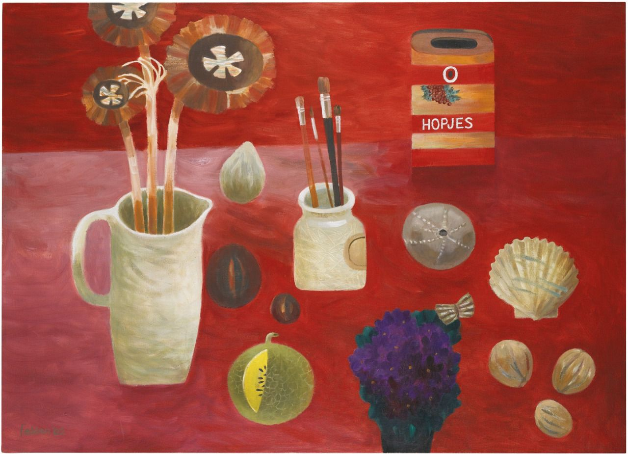 Mary Fedden - The Hopjes Tin [2002]