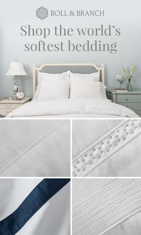 Your Organic Bedroom: Life-changing Luxury: Our 100% Organic Cotton Linens Are