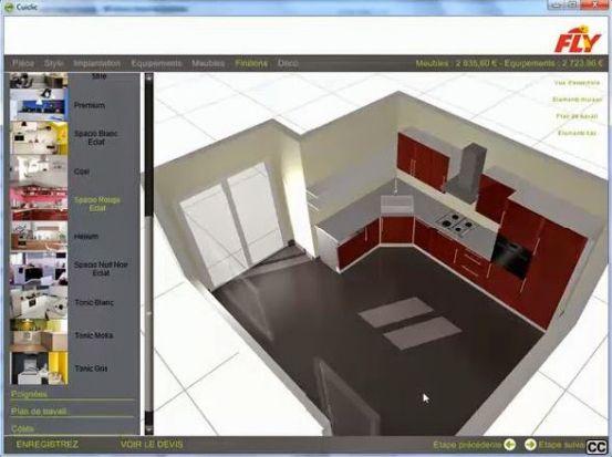 22 idees de logiciel cuisine 3d