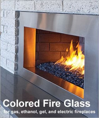 Stone Decorative Colored Fire Glass For Gas Ethanol Fireplaces Glass Fireplace Fire Glass Fireplace
