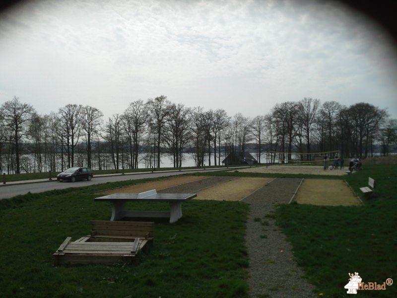 Pingpongtafel Groen bij TGA BEL SPRL in Boussu lez Walcourt