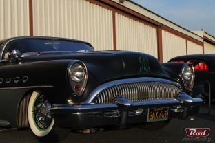 Kustom Kulture Alive And Well At Bo Huff Rockabilly Extravaganza '15 - Rod Authority
