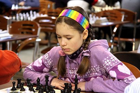 A young unidentified player