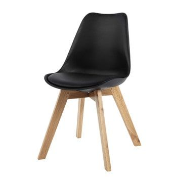 Chaise Scandinave Noire Ice Chaise Style Scandinave Chaise Scandinave Noire Chaise Noire